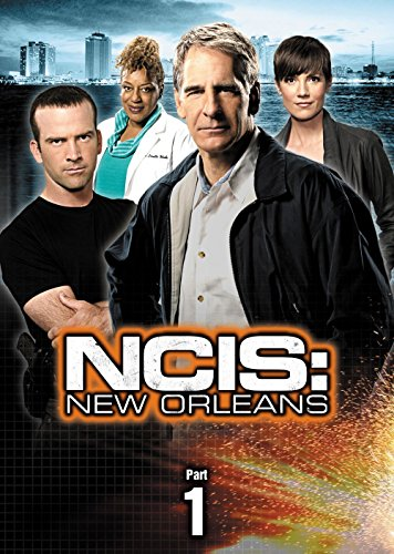 NCIS:ニューオーリンズ シーズン1  DVD-BOX Part1(6枚組)