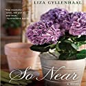 So Near Audiobook by Liza Gyllenhaal Narrated by Jeremy Arthur, Carolyn Cook