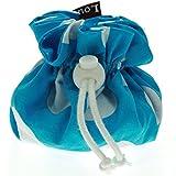 Louka Estuche para chupetes bebé, jóvenes & Niña - para tentempié con diseño de con clip para guardar el chupete
