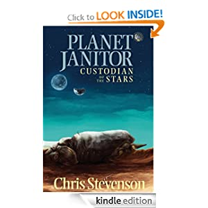 Planet Janitor: Custodian of the Stars (Engage Science Fiction) (Illustrated)