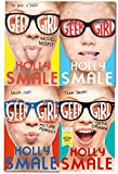 img - for Geek Girl Series Holly Smale 4 Books Collection Set (Picture Perfect, Model Misfit, Geek Girl & Geek Drama book / textbook / text book