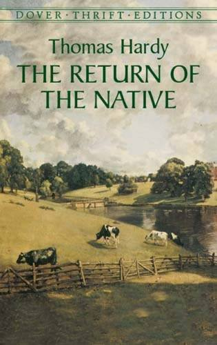 a comparison of time in the return of the native and the mayor of casterbridge In the mayor of casterbridge, tess of the d' urbervilles the return of the native, the woodlanders and the well-beloved this second fact especially this negative comparison might be intended simply to.