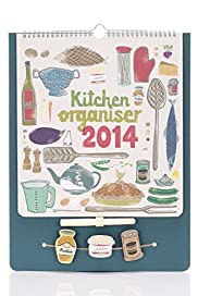 Kitchens 2014 Family Organiser[T21-3504A-S]