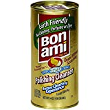 Bon Ami Polish and Cleanser Powder- 14 Ounce (Set of 6)