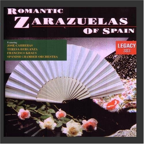 Romantic Zarazuelas of Spain, Various Artists