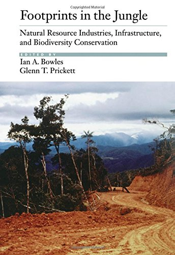 Footprints in the Jungle: Natural Resource Industries, Infrastructure, and Biodiversity Conservation