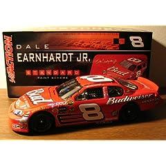 DALE EARNHARDT JR 1:24 2006 MONTE CARLO #8 BANK by NASCAR