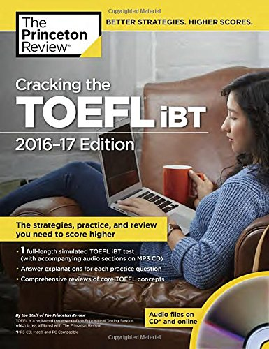 official toefl ibt test with audio volume 1 free