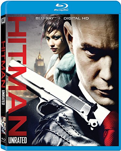 Hitman Unrated Blu-ray