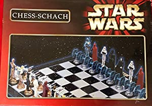 Star Wars Chess Schach Toys Games