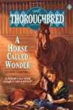A Horse Called Wonder (0061061204) by Campbell, Joanna