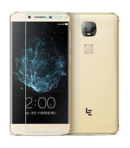 LeEco Le Pro3 AI Edition, Tempered Glass , Premium Real 2.5D 9H Anti-Fingerprints & Oil Stains Coating Hardness Screen Protector Guard For LeEco Le Pro 3 AI Edition