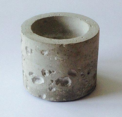 beton-teelichthalter-ca-5-x-6-cm-ein-kerzen-teelicht-halter-in-zement-grau