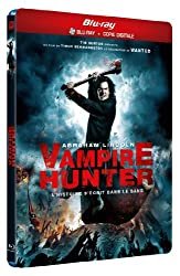Abraham Lincoln, Vampire Hunter [Blu-ray]