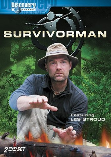 Survivorman Season 3 DVD Set