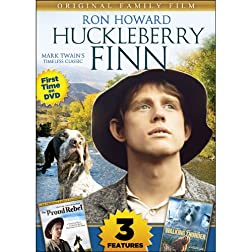 Huckleberry Finn with Bonus Materials