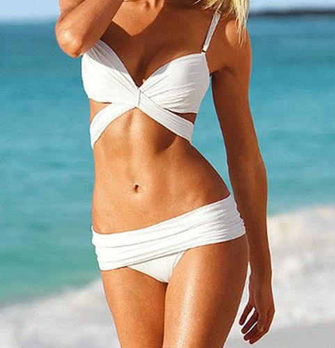 Sexy Padded Push up Bikini Swimwear Swimsuit Bathing Suit 2 Pcs sexy padded push up bikini swimwear swimsuit bathing suit 2 pcs