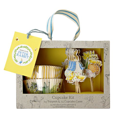 Meri Meri Peter Rabbit Easter Cupcake Kit 45-1161