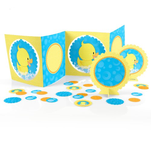 Ducky Duck - Baby Shower Table Decorating Kit