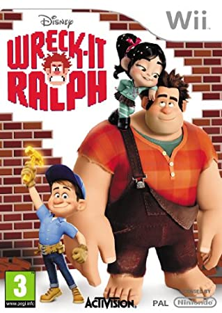 Wreck-It Ralph (Nintendo Wii)