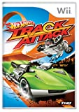 echange, troc Hot Wheels Track Attack Wii [Import allemande]