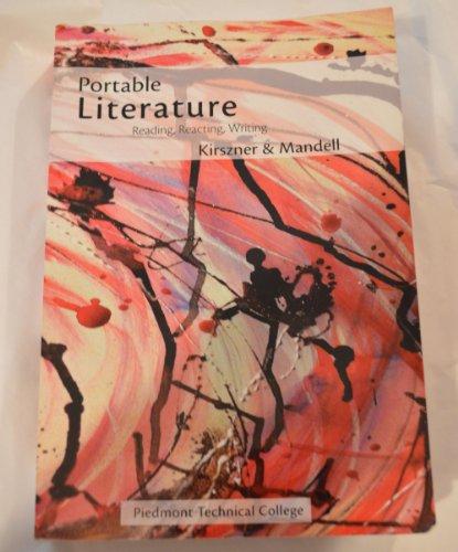 PORTABLE LITERATURE:READING...