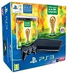 Console PS3 Ultra slim 12 Go noire +...