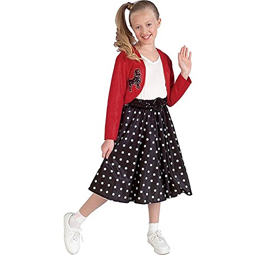 Child (Polka Dot Rocker Child Costumes)