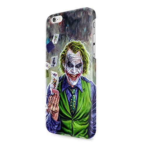 Joker Cards Hard Snap-On Protective Case Cover For Iphone 6 / Iphone 6S