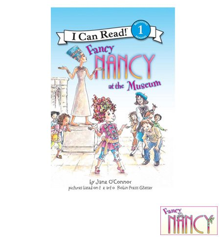 Harpercollins Fancy Nancy At The Museum (Ages 4-8) front-806504