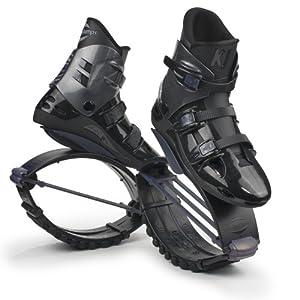 Juodos spalvos kangoo jumps batai
