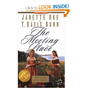 """The Meeting Place"" by Janette Oke & T. Davis Bunn :Book Review"