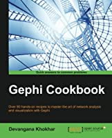 Gephi Cookbook Front Cover