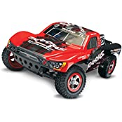 Traxxas 58034 1 Slash: 2 Wd Short Course Racing Truck, Ready To Race (1/10 Scale), Colors May Vary