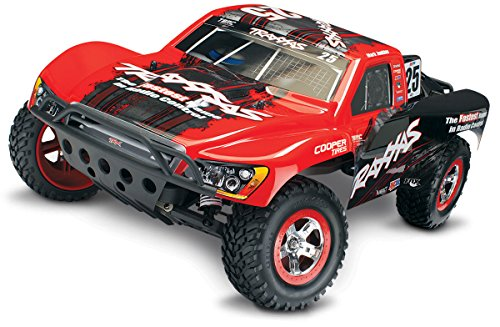 Traxxas 58034-1 Slash: 2WD Short Course Racing Truck, Ready-To-Race (1/10-Scale), Colors May Vary (Traxxas Truck compare prices)