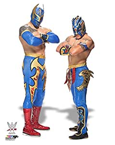 Amazon.com: Lucha Dragons (Sin Cara and Kalisto) - WWE 8x10 Photo