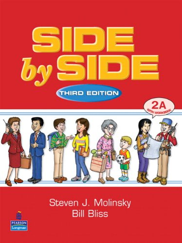 Side by Side 2 Student Book/Workbook 2A (bk. 2a)