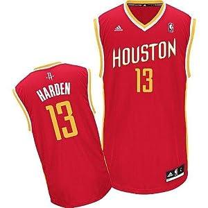 James Harden #13 Houston Rockets Youth Size Alternate Jersey NBA by adidas