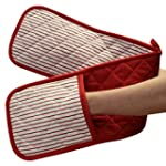 Ideal Textiles, Red Double Oven Glove...