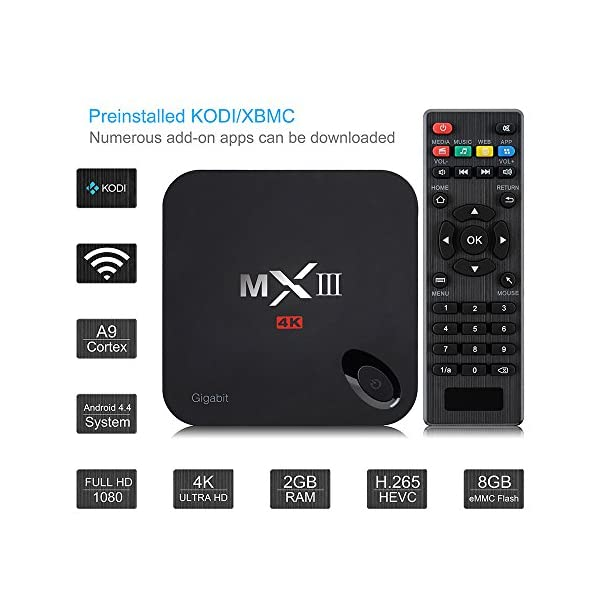 Smart-Android-TV-Box-Quad-Core-2G-8G-Patuoxun-MXIII-Smart-TV-4K2K-UHD-Dual-Band-WIFI-Bluetooth-40-HDMI-20-Media-Player-Streaming-pour-Android-Soutient-de-carte-Micro-SD-de-32-G-XBMC-YouTube-Netflix-Sk