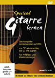 Spielend Gitarre Lernen: Anfänger Gitarrenkurs für Akustik- & E-Gitarre title=