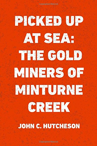 Picked up at Sea: The Gold Miners of Minturne Creek PDF