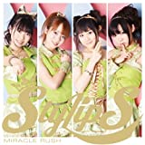 StylipS「MIRACLE RUSH(初回限定盤)(DVD付)」/TVアニメ『咲-Saki- 阿知賀編 episode of side-A』OP主題歌