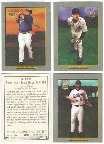 2006 Topps Turkey Red - Pittsburgh Pirates Team Set front-691413