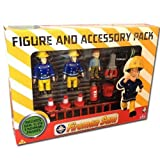 Fireman Sam Mountain Rescue Figure & Accessory Pack inc Norman & Elvis