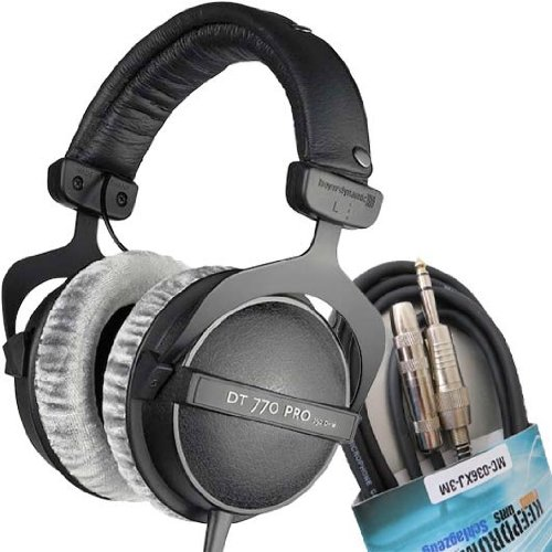 Beyerdynamic dT - 770 pro 250 ohm câble d'extension keepdrum gratuit 3 m dT770 casque
