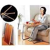角度調節付 折りたたみテーブル (LF-003)
