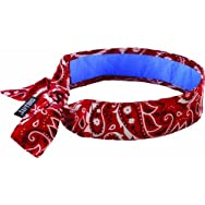 Ergodyne 12563 Chill-its Evaporative Cooling Bandana
