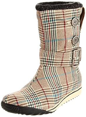 Sorel Women's Milano Breve Plaid Boot