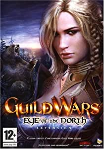 Guild Wars Addon Eye Of The North. Extension.